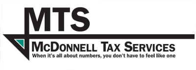 McDonnell Tax Services Custom Home Page 5 Custom Home Page 5 logo with tagline 400